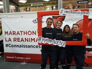 Marathon Réanimation 2017